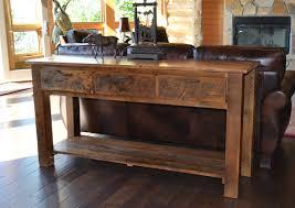 Diy Sofa Table Ideas Diy Sofa Table Ideas Nongzico