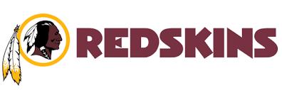 History of the Washington Redskins logo | Man Talk Food