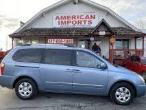 Used 2010 Kia Sedona for sale in Indianapolis, IN 46226: Van ...