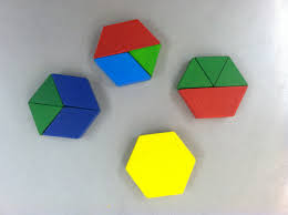 Pattern Block Fractions Best Inspiration