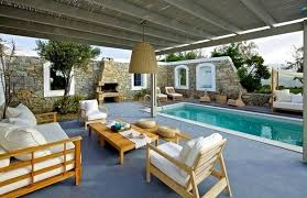 pool house furniture. modern house outdoor furniture for swimming pool 5