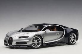 2021 hw exotics design '16 bugatti chiron ☆ blue; Bugatti Chiron 2017 Silver Atlantic Blue Autoart 70992 Scale 1 18 Eztoys Diecast Models And Collectibles