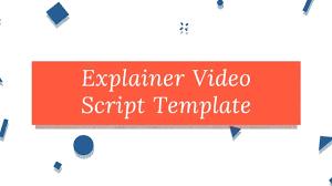 Explainer Script