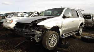 Junkyard Treasure: 2008 Saab 9-7X 4.2i | Autoweek