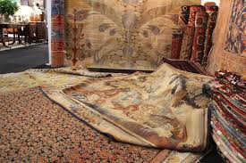 pars rug gallery s stand in battersea decorative antique textile fair winter 2017 battersea park london united kingdom