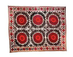 Suzanis - Embroidered Covers - Quilts - Design Trends - Collecting &  Adamdwight.com
