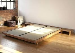 king size futon. Tatami Mat Futon Bed Company Solid Acacia Frame With Mats King Size