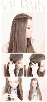 Easy Hair Style For Girl best 25 hairstyles for girls ideas braids for kids 6892 by wearticles.com