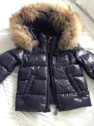 Moncler baby boys coat 18 to 24m. Vgc £150