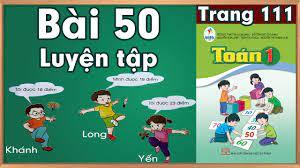 Học toán lớp 1|Toán lớp 1 sách cánh diều bài 48 |học toán lớp 1 trực tuyến  - YouTube