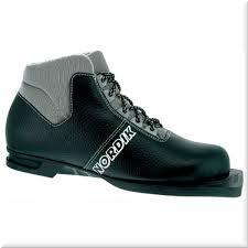 <b>Лыжные ботинки Spine NN75</b> Nordik (кожа) - ООО Учинфо