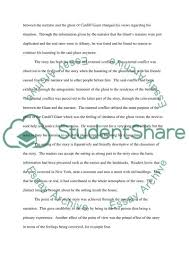 a ghost story by mark twain essay example topics and well  a ghost story by mark twain essay example