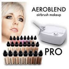 highly remended aeroblend pro airbrush makeup kit review