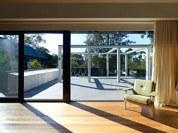 large curtains interior design sliding glass door large window wooden floor intended for curtains windows plan