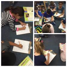 """Priscilla Swanson on Twitter: """"2nd graders using graphic organizers to  collect crocodile facts using our Reading text. #nebbienation #RISDlearns  https://t.co/DQruEapuKR"""""""