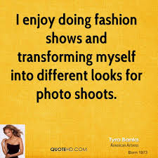 Tyra Banks Quotes QuoteHD Awesome Model Quotes