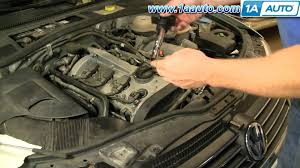 how to install replace engine ignition coil volkswagen passat 1 8t how to install replace engine ignition coil volkswagen passat 1 8t 1aauto com