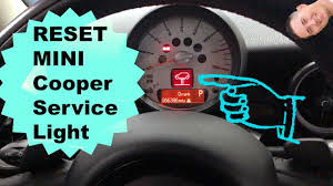 Mini Countryman Battery Warning Light How To Reset Mini Service Light 06 13
