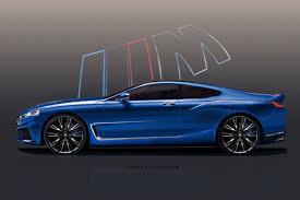 Coupe Series bmw two door : Rendering believably previews new BMW 8-Series two-door