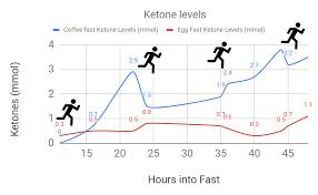 Optimal Ketosis Chart Optimal Ketosis How I Tracked My Blood Ketone And Glucose