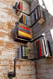 modern industrial style furniture. industrial style bookshelf european chic modern furniture