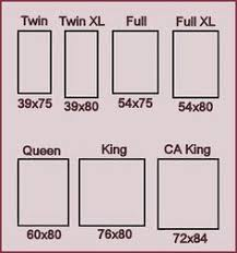 quilt sizes for beds. Standard Quilt Sizes Chart King Queen Twin Crib And More Bed For Beds