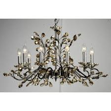 luxe 10 light chandelier avivo lighting