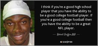 Football Quotes By Players Custom TOP 48 NFL PLAYERS QUOTES AZ Quotes