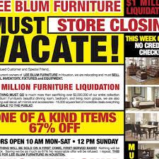Lee Blum Furniture Furniture Store Houston Texas 1 Review