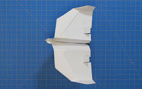 fold n fly ✈ fast hawk  fast hawk final paper airplane design
