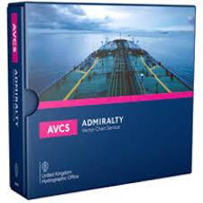 Admiralty Vector Chart Service Avcs