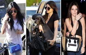 the many bags of kylie and kendall jenner 1x1