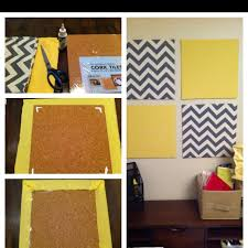 Transform Your Space With Decorative Cork Boards Its CHEAP AND EASY!  ähnliche Tolle Projekte Und Pinterest