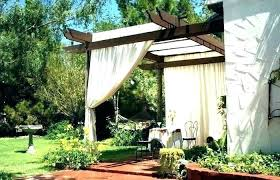 outdoor shade screen outdoor patio and backyard medium size shade patio backyard curtain screen curtains outdoor