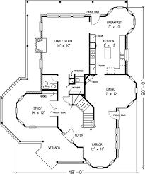 Classic Victorian Design - 1928GT | Architectural Designs - House ...