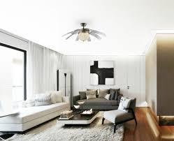 modern crystal bead ceiling fan chandelier 5 wooden blades