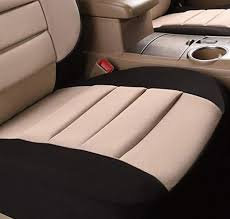 universal two front car seat covers set