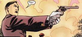 Esau Shaw (Sebastian's paternal uncle; Mr. Sinister agent; active ...
