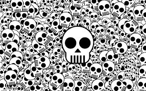 hd skull wallpapers