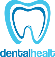 dental logos images dental healt circle logo vector ai free download