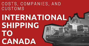 shipping to canada from usa costs