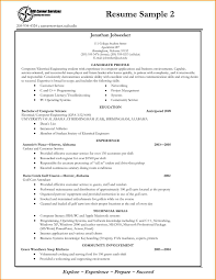 9 Resume Templates For College Applications Skills Based Resume