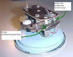 positive to negative ground conversion correctly wired for negative earth