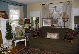 Leopard Print Living Room Decor Would You Cause I Did Decorating Ideas