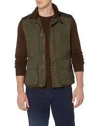 Mens polo ralph lauren clothing : polo ralph lauren southbury ... & Mens polo ralph lauren clothing : polo ralph lauren southbury quilted vest  - olive coats ... Adamdwight.com