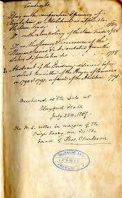 slave trade essay slavery abolition and social justice detailed  essay on the slavery and commerce of the human species edition handwritten notes on flyleaf at