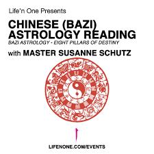 Chinese Bazi Astrology Reading Lifen One