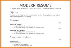 Simple Resume Format Cool Simple Cv Format Word 28 Resume Sample Doc Best Ideas Of Template In