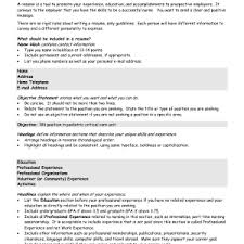 Sample General Objective For Resume General Objectives For Resume Simonvillani Com