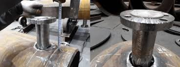 Special Flanges Orifice Flange Long Weld Neck Reducing
